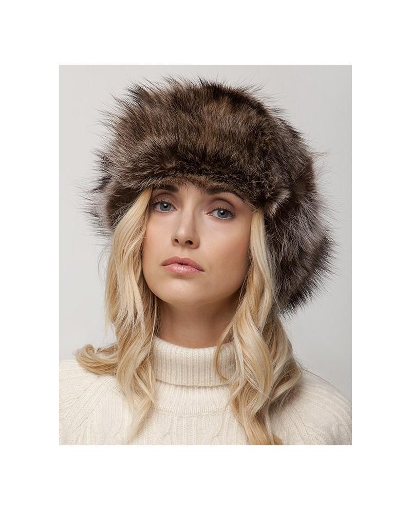 Racoon Fur Hat