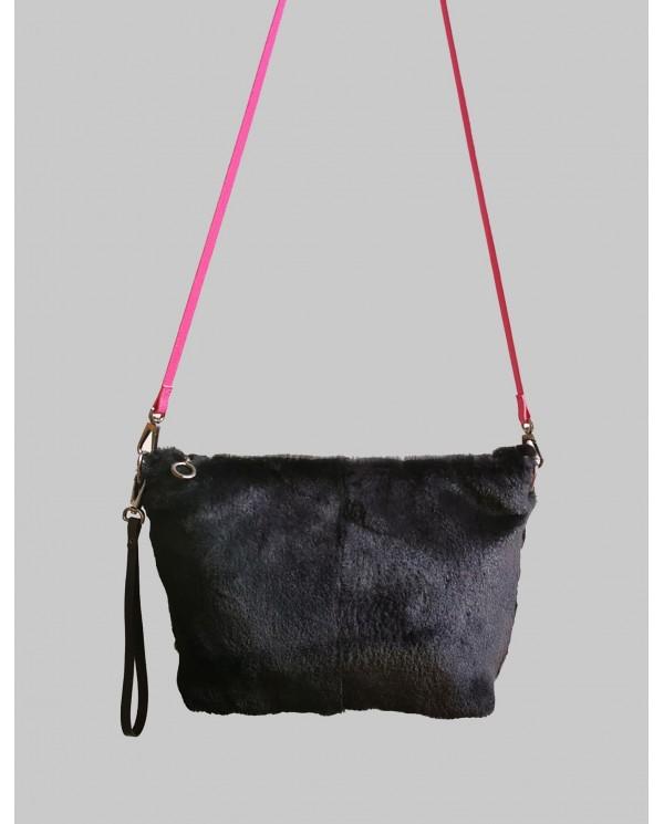 Shearling bag