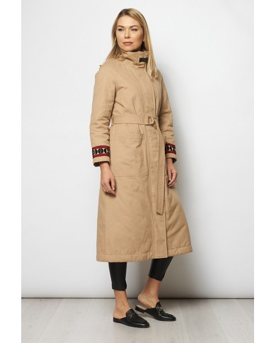 BUN 60 Trench Coat
